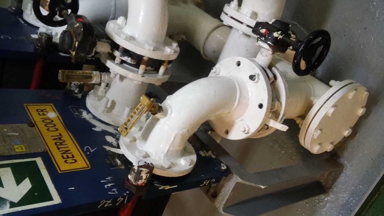 Ремонт трубопроводов