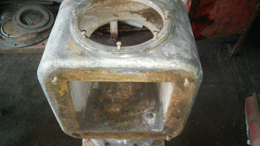Ремонт вентиляционных головок