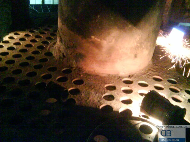 Ремонта котла Hitachi Zosen Fleming Boilers