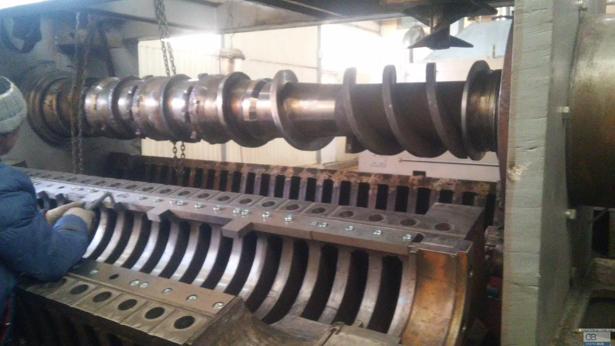 Маслопресс производительностью 500 тонн в сутки