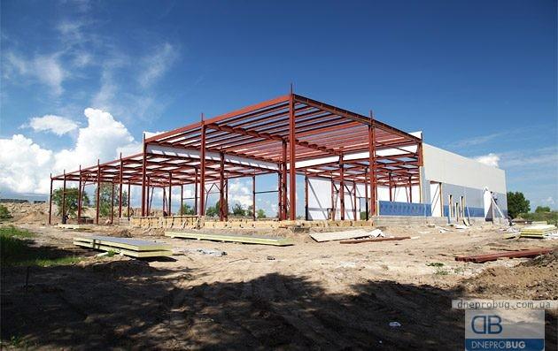 Строительство зданий из металлоконструкций Николаев